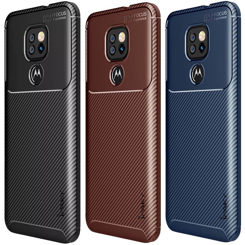 TPU чехол iPaky Kaisy Series для Motorola Moto G9 Play