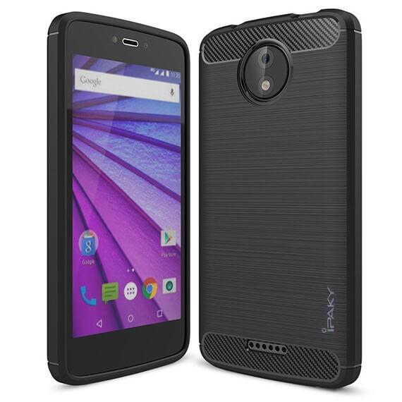 TPU чехол iPaky Slim Series для Motorola Moto C