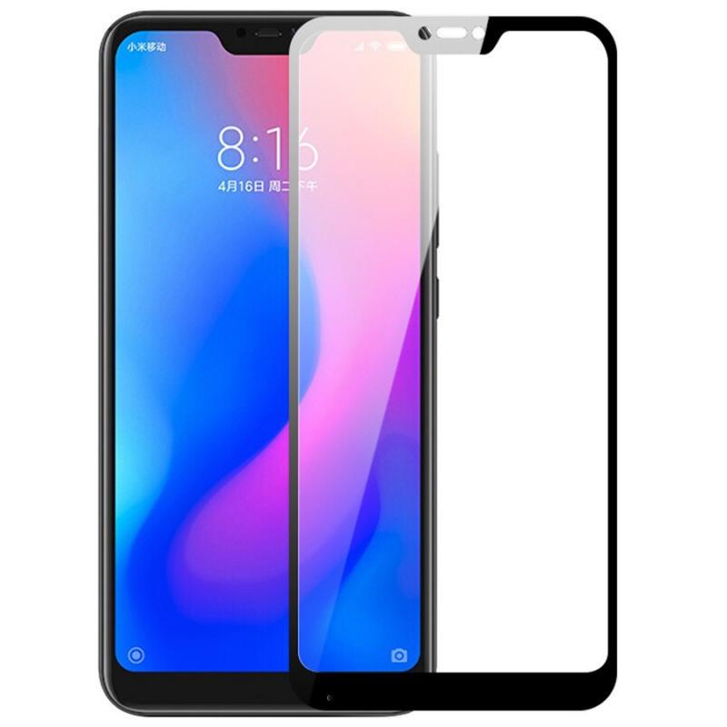 Защитное стекло Zifriend 5D (full glue) для Xiaomi Mi A2 Lite / Xiaomi Redmi 6 Pro