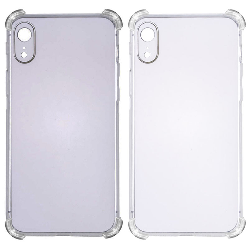 "TPU чехол GETMAN Ease logo усиленные углы для Apple iPhone XR (6.1"")"