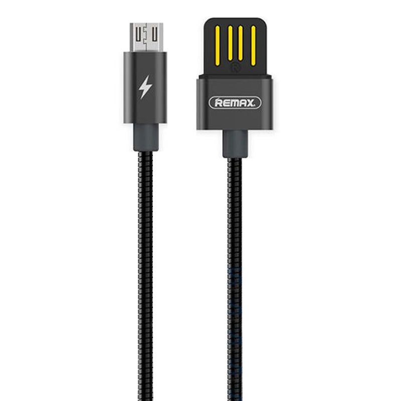 Дата кабель Remax Tinned USB to MicroUSB (1m) (RC-080)