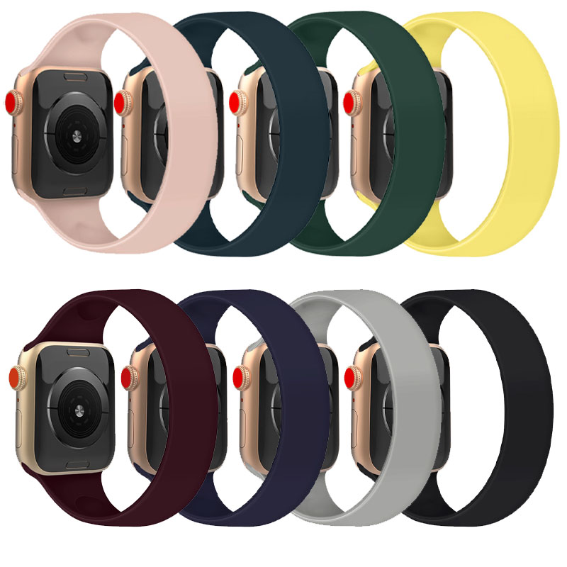 Ремешок Solo Loop для Apple watch 38mm/40mm 156mm (6)