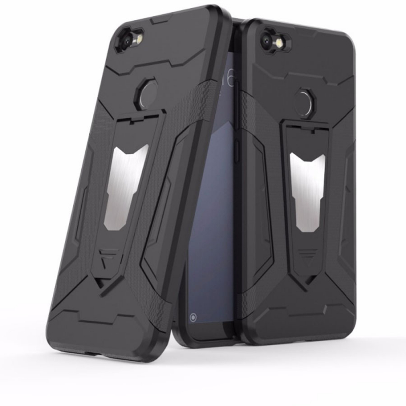 Ударопрочный защитный чехол-подставка Transformer Iron для Xiaomi Redmi Note 5A/ Redmi  Y1 Lite