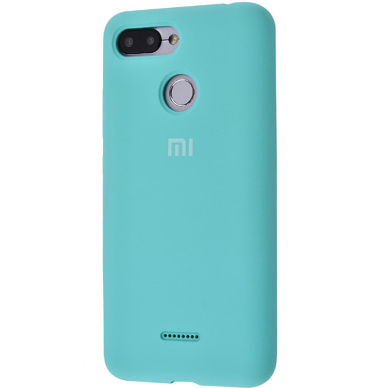 Чехол Silicone Cover Full Protective (AA) для Xiaomi Redmi 6 / 6A