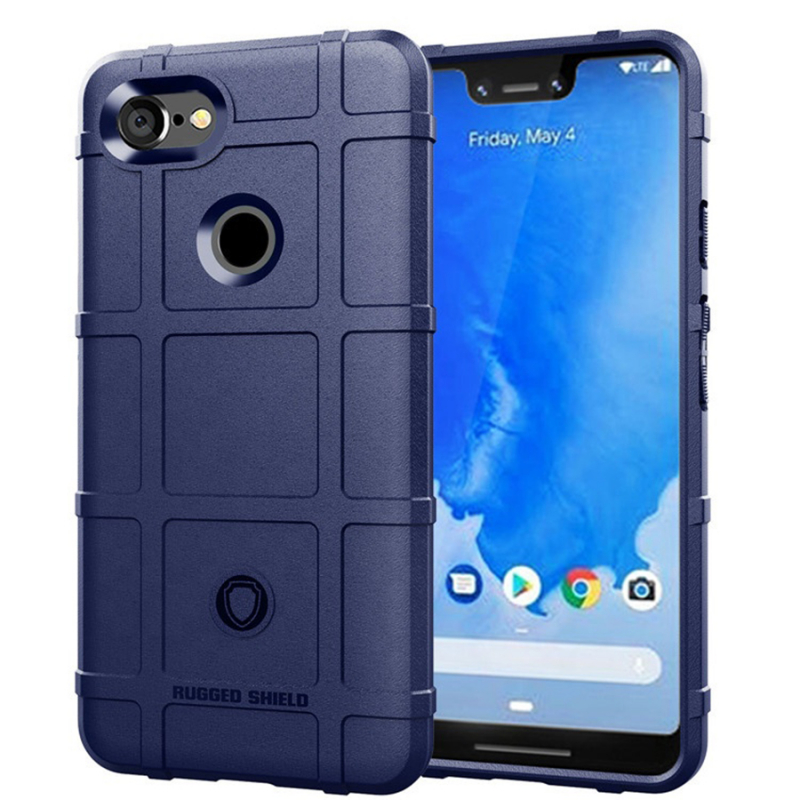 TPU чехол Rugged Shield для Google Pixel 3 XL