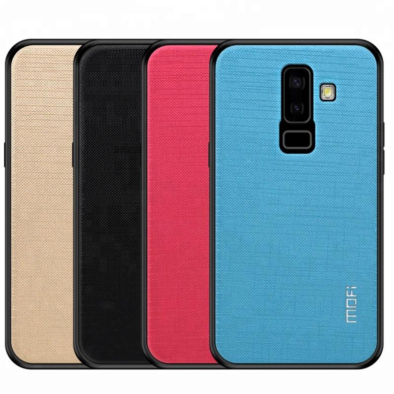 TPU+PC чехол MOFI Liang Shield для Samsung Galaxy J8 (2018)