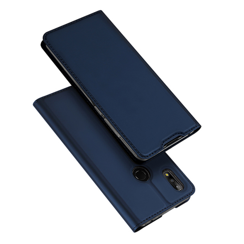 Чехол-книжка Dux Ducis с карманом для визиток для Asus Zenfone Max Pro M2 (ZB631KL)