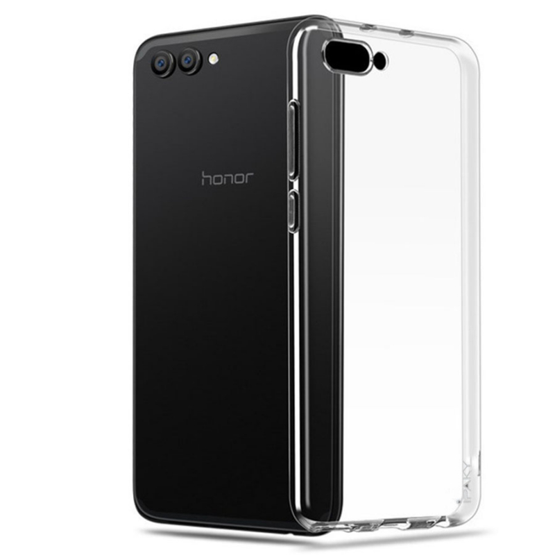 TPU чехол iPaky Clear Series (+стекло) для Huawei Honor 7A Pro / Y6 Prime 2018