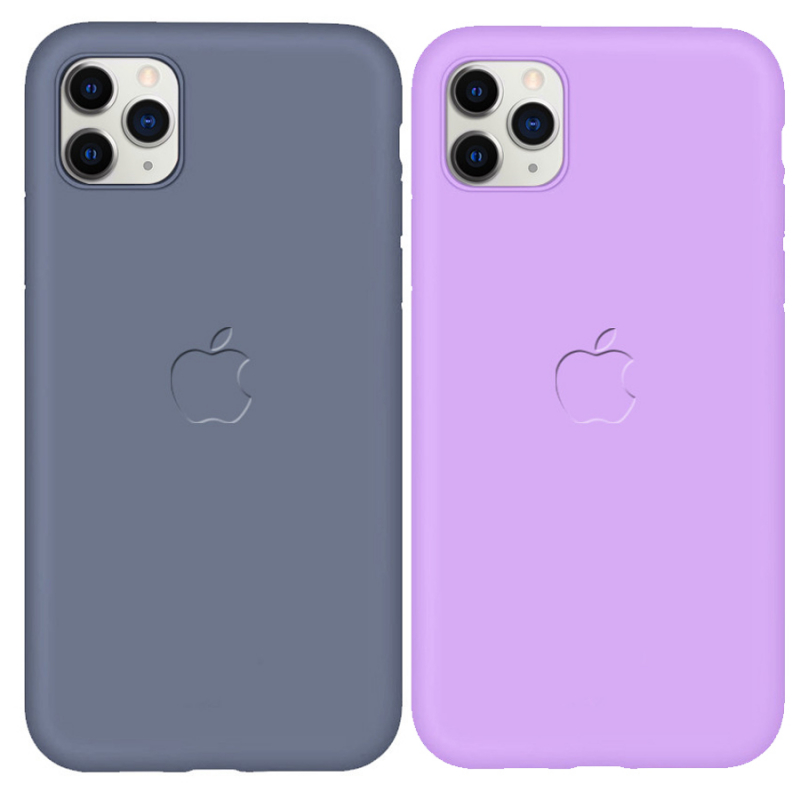 "Чехол Silicone Case Full Protective (A) для Apple iPhone 11 Pro Max (6.5"")"