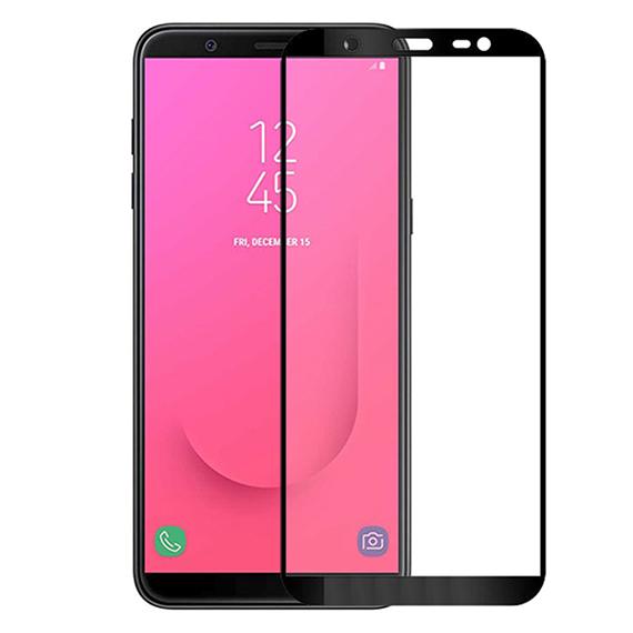 Защитное стекло Mocolo (full glue) для Samsung Galaxy J8 (2018)