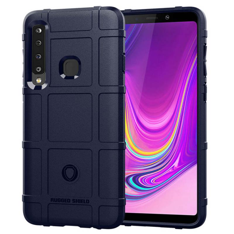 TPU чехол Rugged Shield для Samsung Galaxy A9 (2018)