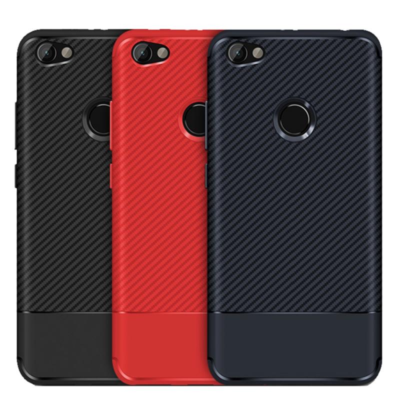 TPU чехол Carbon для Xiaomi Redmi Note 5A Prime / Redmi Y1