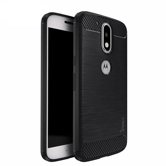 TPU чехол iPaky Slim Series для Motorola Moto G4 / G4 Plus