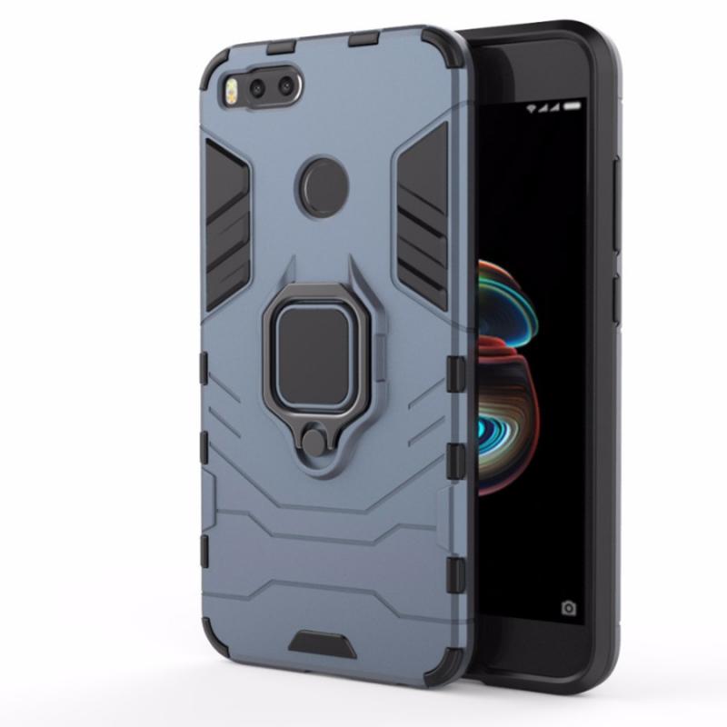 Ударопрочный чехол Transformer Ring под магнитный держатель для Xiaomi Mi 5X / Mi A1