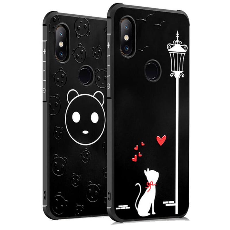 Противоударный TPU чехол Sweet Art для Xiaomi Mi Mix 2S