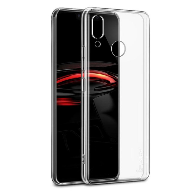TPU чехол iPaky Clear Series (+стекло) для Huawei Nova 3