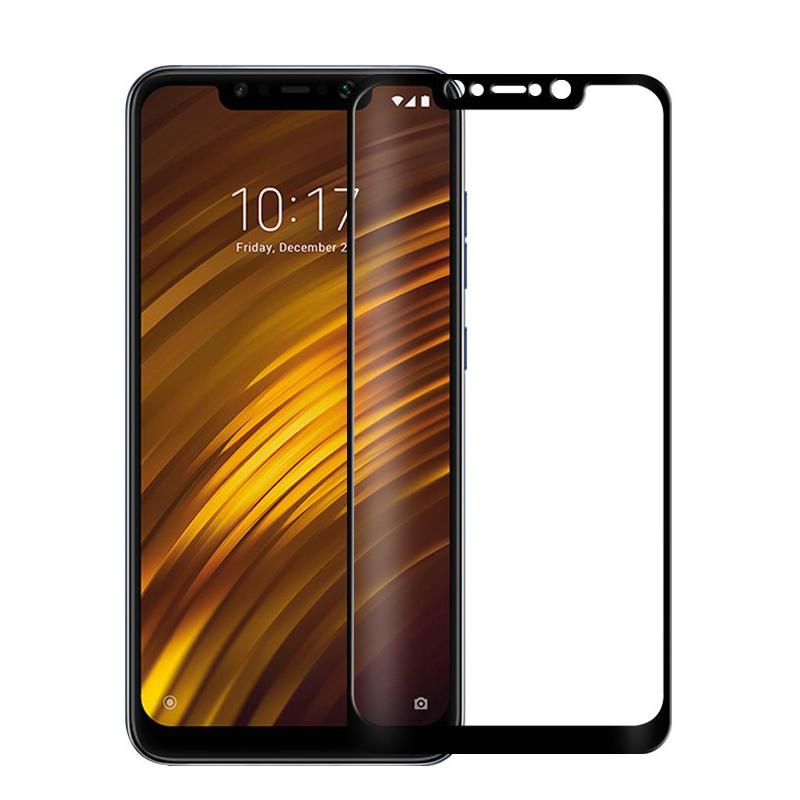 Защитное стекло 2.5D CP+ (full glue) для Xiaomi Pocophone F1