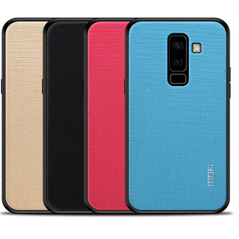 TPU+PC чехол MOFI Liang Shield для Samsung Galaxy A6 Plus (2018)