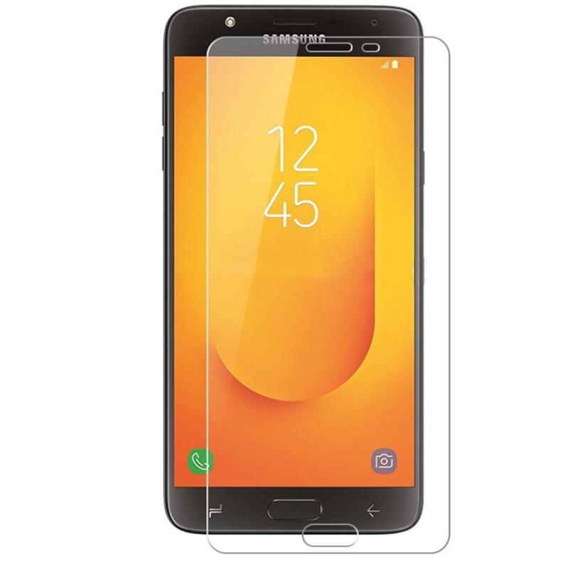 Защитное стекло Artis 2.5D CP+ на весь экран (цветное) для Samsung Galaxy J7 (2018)