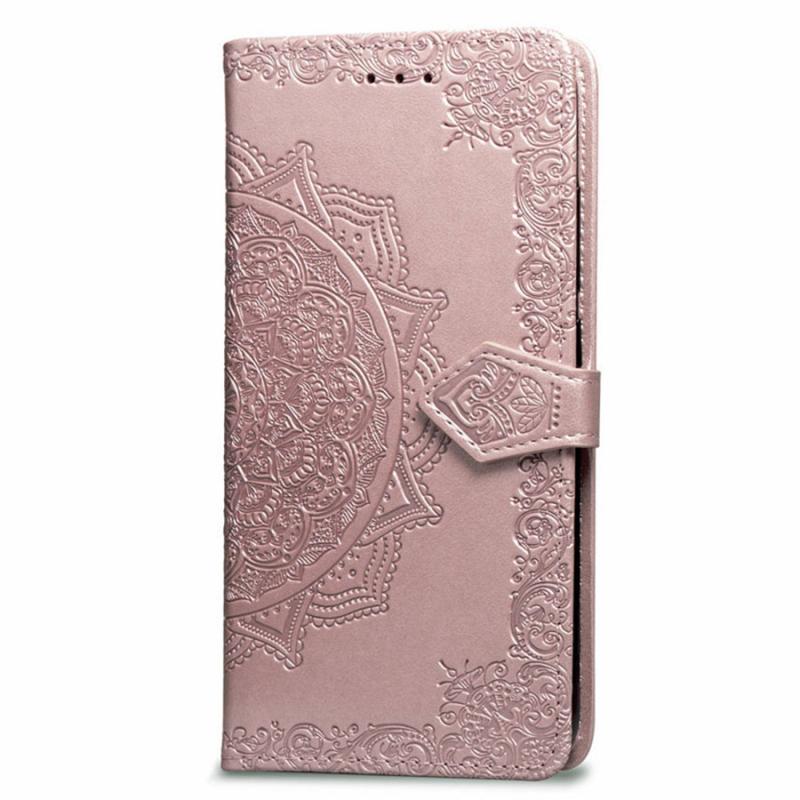 Кожаный чехол (книжка) Art Case с визитницей для Xiaomi Mi A2 Lite / Xiaomi Redmi 6 Pro