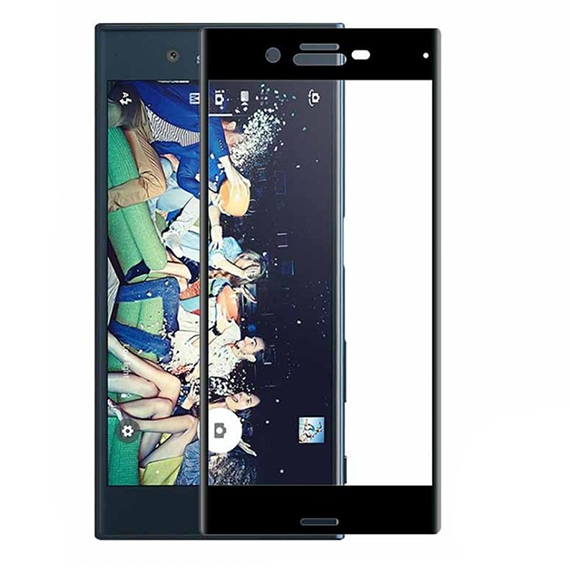 Защитное цветное 3D стекло Mocolo для Sony Xperia XA1 / XA1 Dual