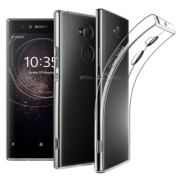 TPU чехол Ultrathin Series 0,33mm для Sony Xperia XA2 Ultra