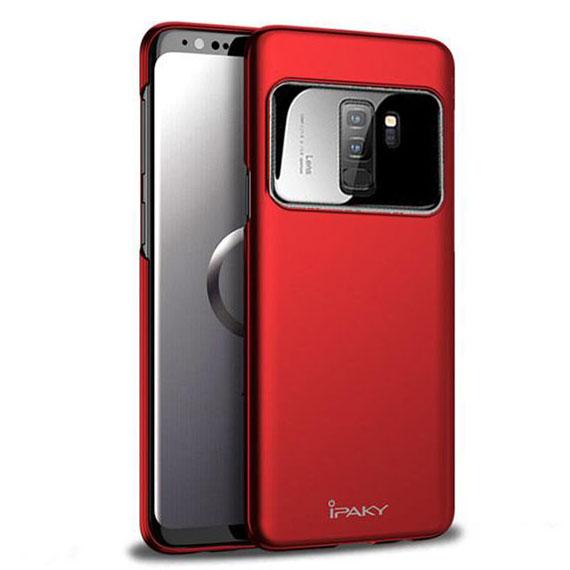 Пластиковая накладка iPaky Lens Case для Samsung Galaxy S9+
