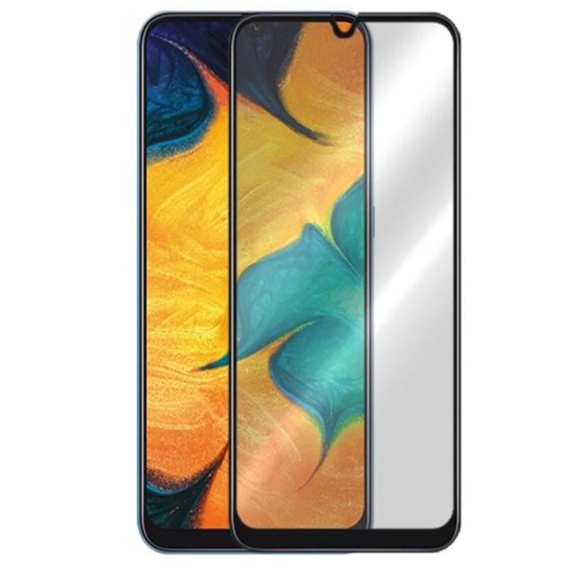 Защитное стекло Privacy 5D (full glue) (тех.пак) для Samsung Galaxy A02s / M02s / M02 / A02