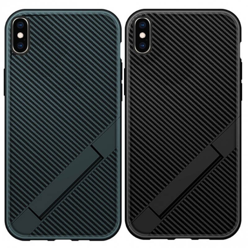 "TPU чехол Magic Folding series для Apple iPhone X / XS (5.8"")"