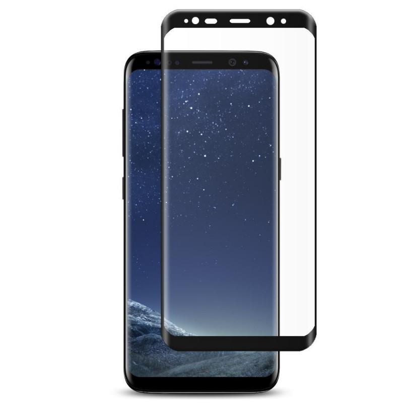 Полимерная пленка Polymer Nano (full glue) (тех. пак) для Samsung G955 Galaxy S8 Plus