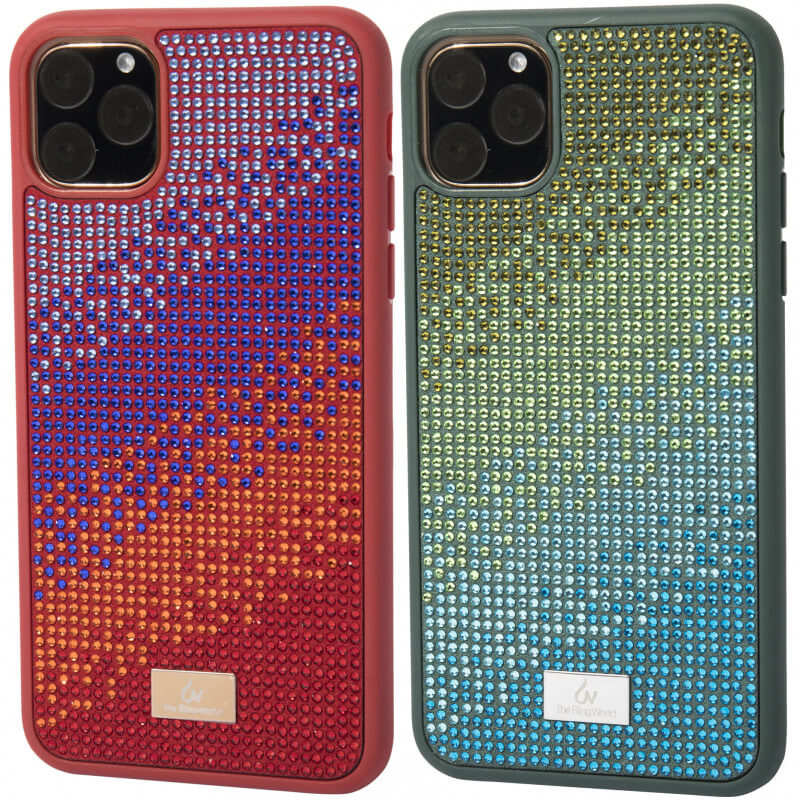 "TPU чехол Bling World Rainbown Design для Apple iPhone 11 Pro Max (6.5"")"