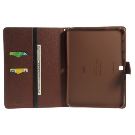 Чехол (книжка) Mercury Fancy Diary series для Samsung Galaxy Tab 4 10.1