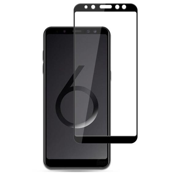Защитное стекло Mocolo (full glue) для Samsung Galaxy A6 Plus (2018)