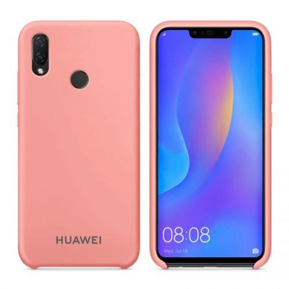 Чехол Silicone case для Huawei P Smart+ (nova 3i)