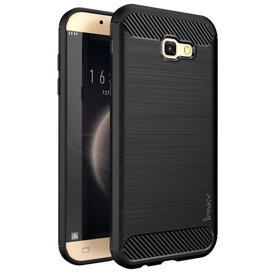 TPU чехол iPaky Slim Series для Samsung A720 Galaxy A7 (2017)