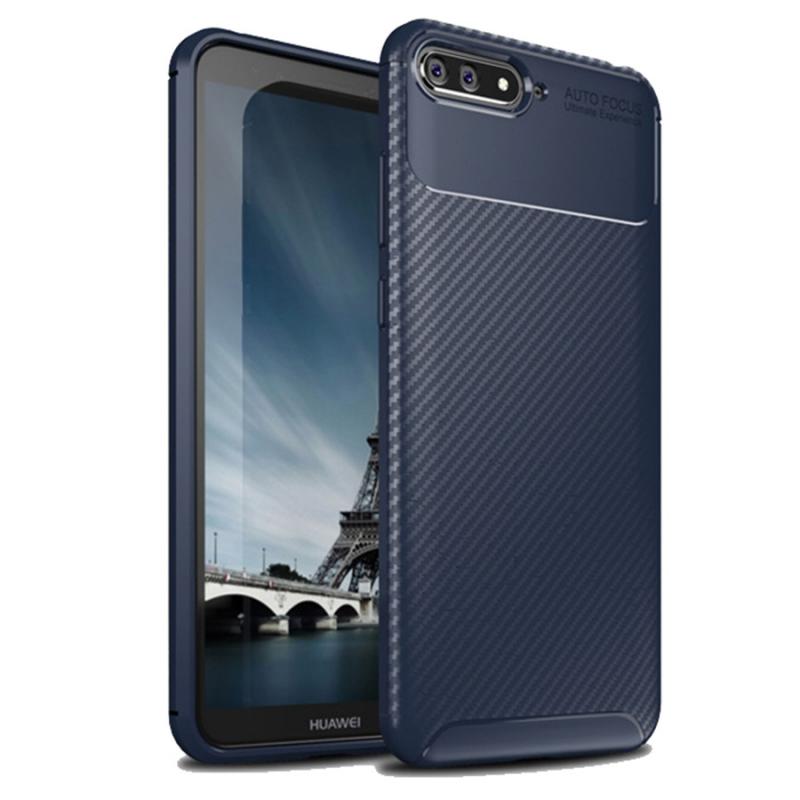 TPU чехол iPaky Kaisy Series для Huawei Y6 (2018)