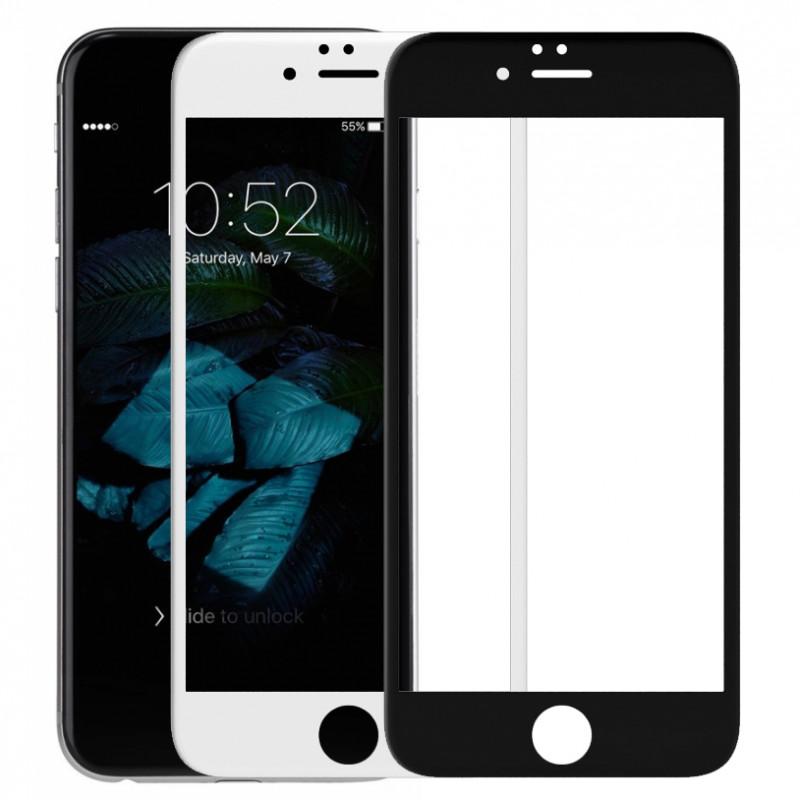 "Защитное стекло King Fire 6D для Apple iPhone 7 / 8 / SE (2020) (4.7"") (тех.пак)"