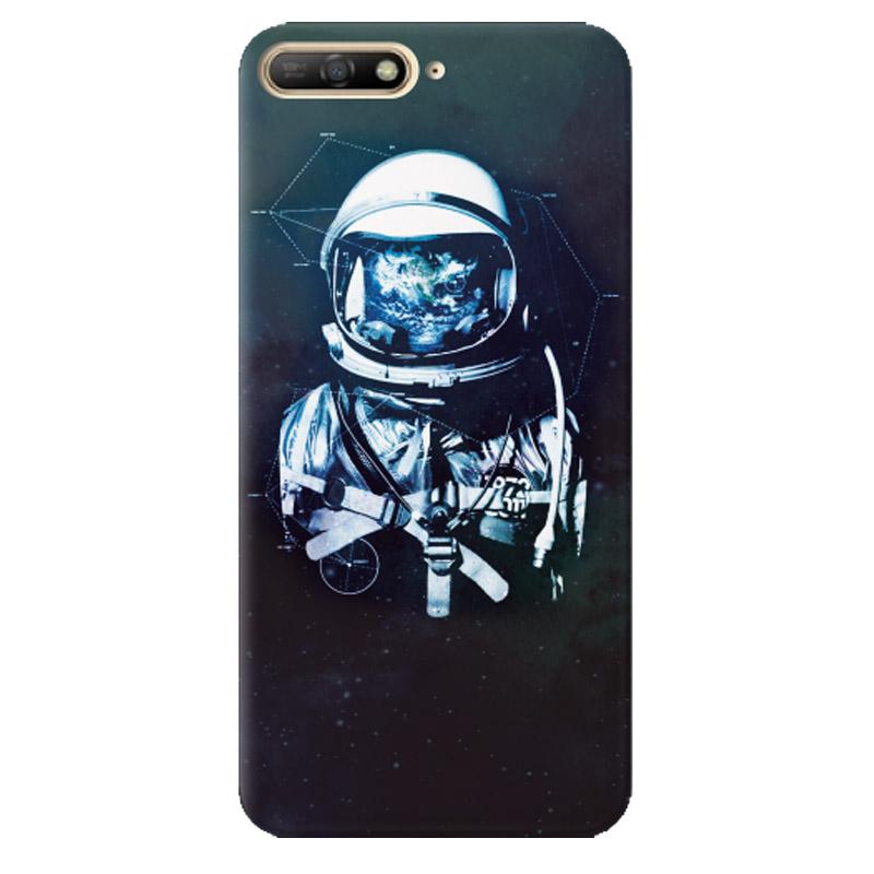 Чехол Hi From Space для Huawei Y6 (2018)