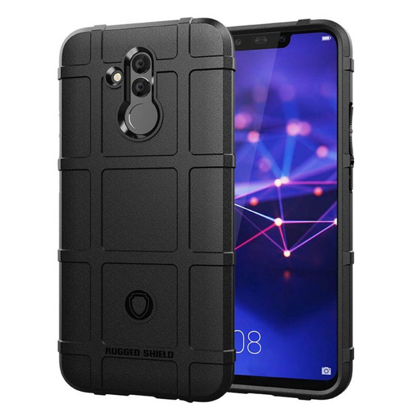 TPU чехол Rugged Shield для Huawei Mate 20 lite