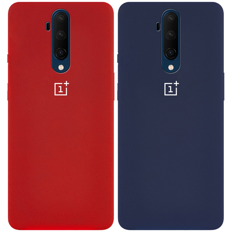 Чехол Silicone Cover Full Protective (AA) для OnePlus 7T Pro