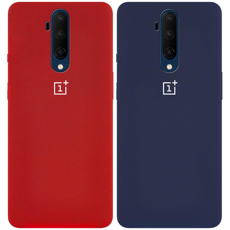 Чехол Silicone Case Full Protective для OnePlus 7T Pro