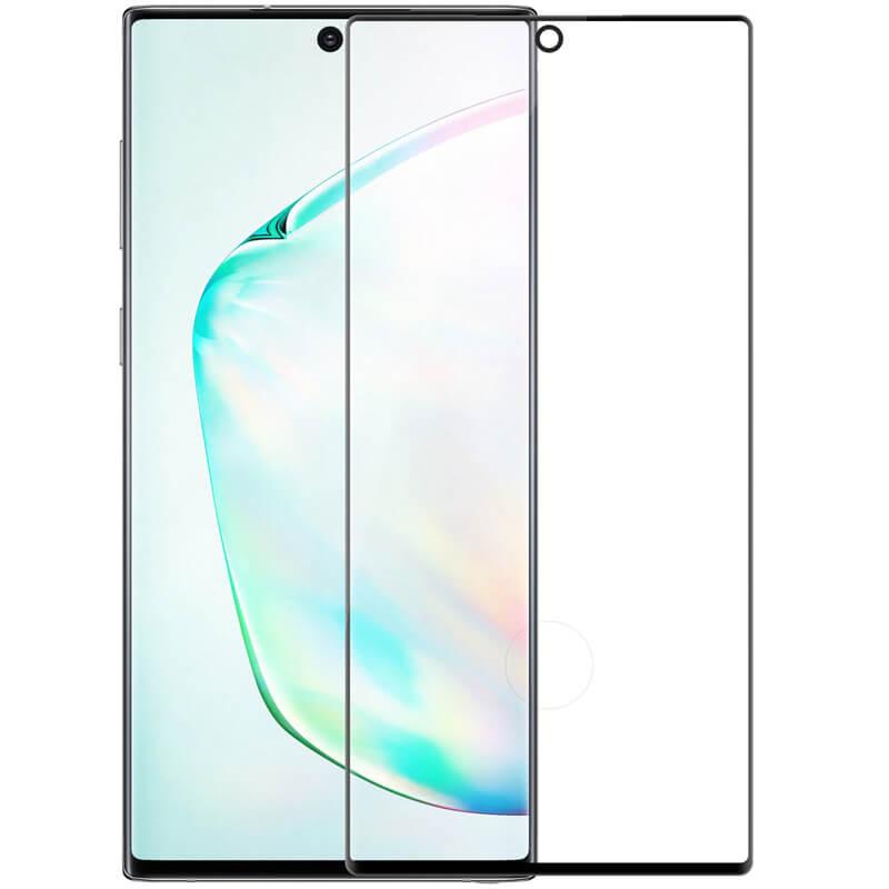 Защитное стекло Nillkin (CP+ max 3D) для Samsung Galaxy Note 10 Plus
