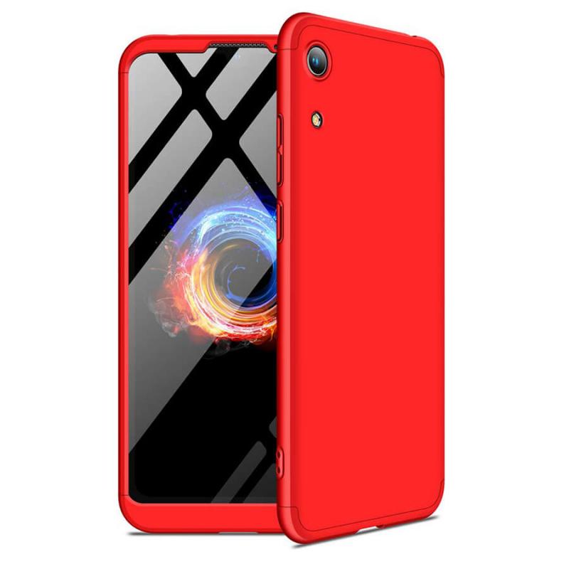 Пластиковая накладка GKK LikGus 360 градусов для Huawei Honor 8A