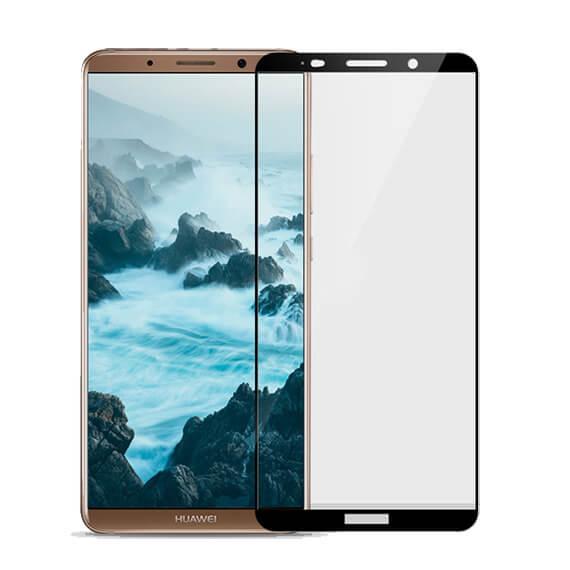 Защитное цветное 3D стекло Mocolo для Huawei Mate 10