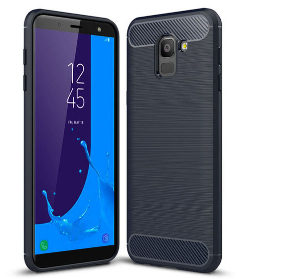 TPU чехол Slim Series для Samsung J600F Galaxy J6 (2018)