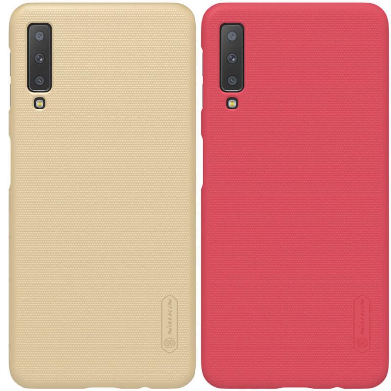 Чехол Nillkin Matte для Samsung A750 Galaxy A7 (2018)