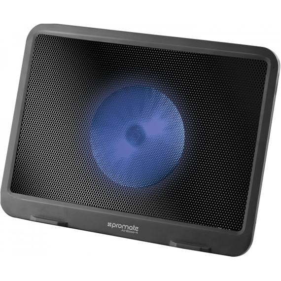 Охлаждающая подставка для ноутбуков с технологией бесшумного вентилятора AirBase-4 P