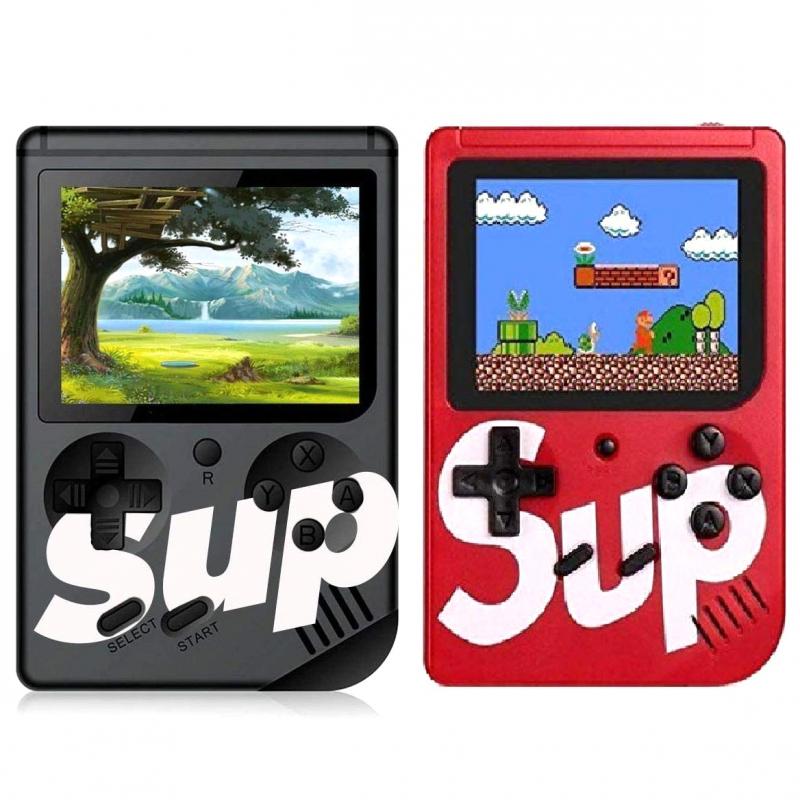 Портативная игровая консоль Retro Game box SUP