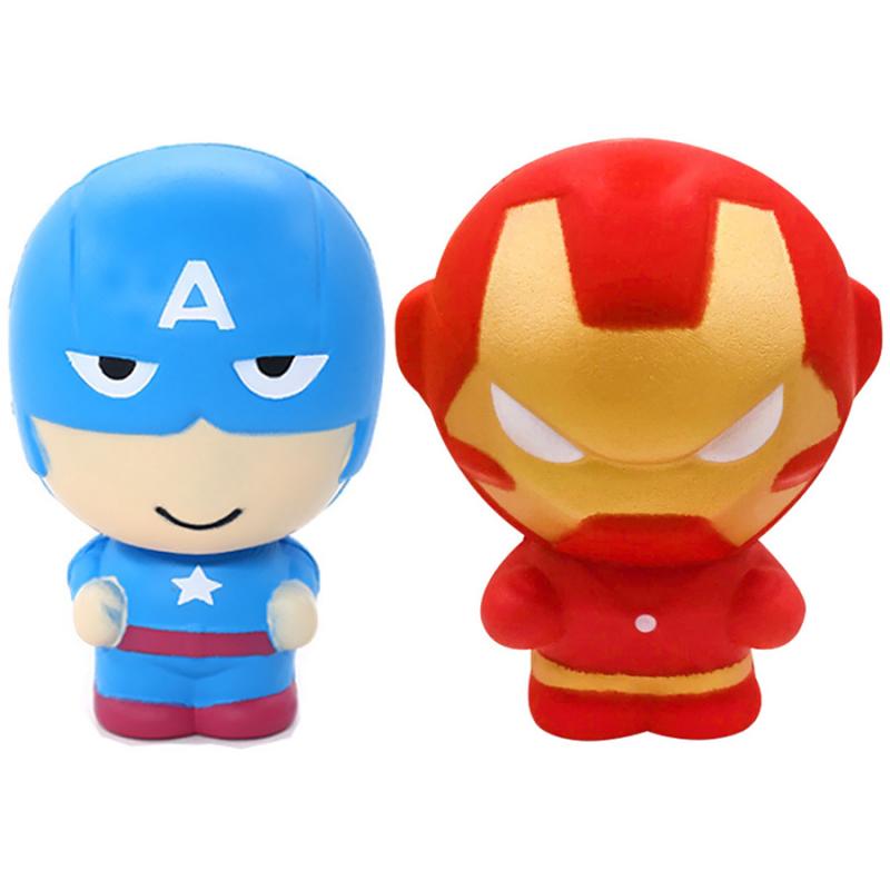 Игрушка антистресс Marvel Hero