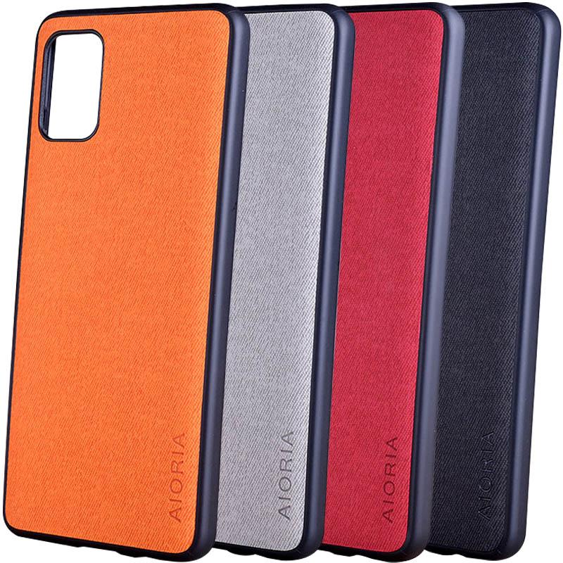 Чехол AIORIA Textile PC+TPU для Samsung Galaxy A51